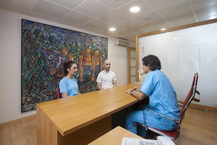 Img instalaciones Clínica Casiano