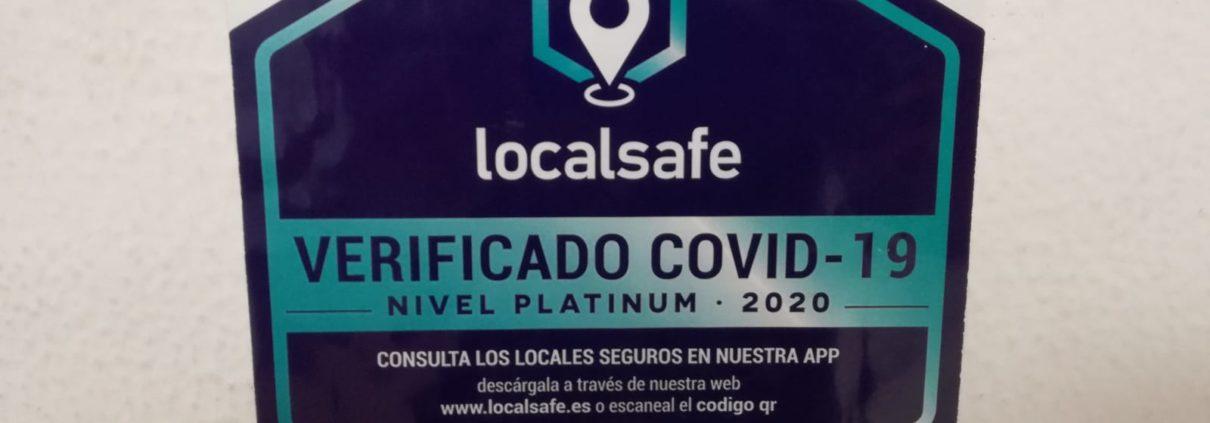Local seguro certificado