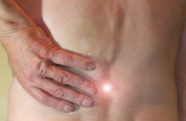 Imagen dolor lumbar